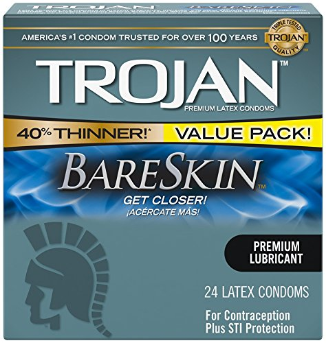 trojan-condom-sensitivity-bareskin-lubricated-24-count-by-trojan