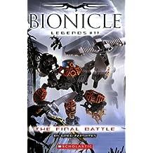 The Final Battle (Bionicle Legends)