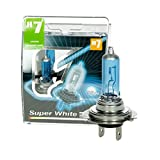 ECD Germany 2er Pack Halogen Lampe H7 12V 55W...