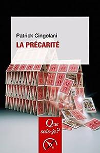 La précarité par Patrick Cingolani