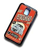 KOOLART Petrolhead Speed Shop Design für Silber BMW 3er E46 M3 Hartschale Case PASST Samsung Galaxy S5