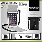 Acme Made Ergo Buch Sling Messenger Tragetasche/Ständer für Apple iPad Air 1
