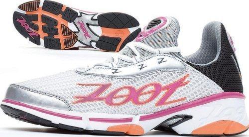 ZOOT Ws Energy 3.0 2611054 Zapatillas De Mujer - Running - Blanco/Fucsia/Negro, mujer, 37 EU