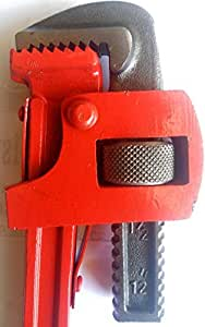 """BE Valves Heavy duty PIPE Wrench 12"""" Rust Proof"""