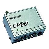 Omnitronic LH-040 Phono-Vorverstärker   Zum Anschluss eines Plattenspielers über Stereo-Cinch-Eingang   Cinch-Ausgang zum Anschluss an Aktivboxen oder Stereoanlage