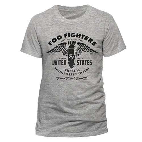 Foo Fighters - Camiseta - There Is nothing To Loose