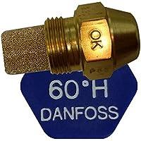 Danfoss h - Boquilla pulverizador -h hueco 60 6,55kg/h