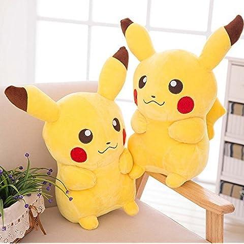 Pokemon Peluche Pikachu 3 Piezas Set (30cm,35cm,40cm)