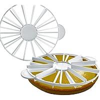 Lacor–68513–Cortador de tarta (de 14–16piezas