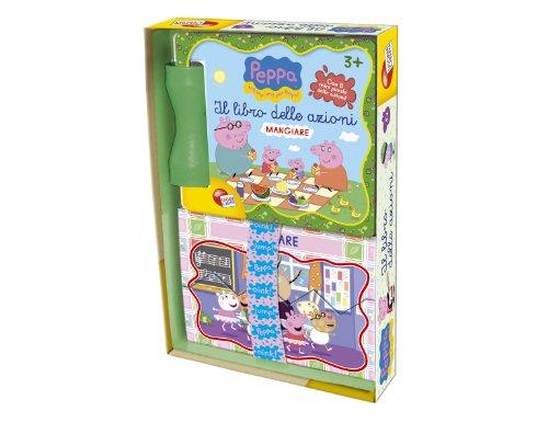 Peppa Pig. Il libro delle azioni. Con mini puzzle