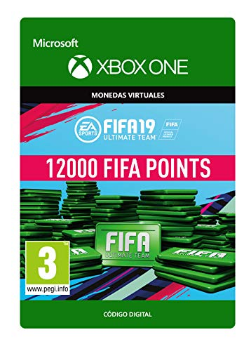 FIFA 19: Ultimate Team Fifa Points 12000   Xbox One
