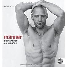Männer 2012. Postkartenkalender