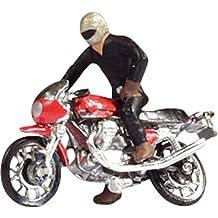 NOCH 15913 Moto Guzzi 850 Le Mans - Figura Decorativa, diseño de Paisaje