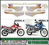 Kit adesivi decal stikers SUZUKI DR 800 1991 S BIG (INDICARE IL MODELLO A o B)