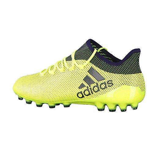 adidas Herren X 17.1 AG Fußballschuhe Gelb (Amasol/Tinley/Tinley)