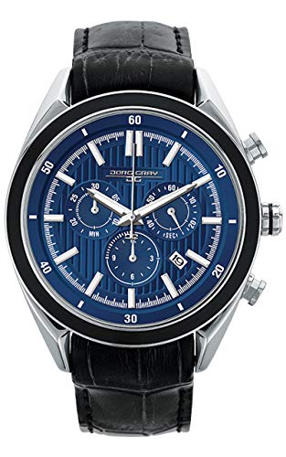 Jorg Gray Reloj cronógrafo para Hombre de Cuarzo con Correa en Piel JG6900-22