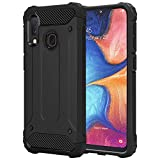 iCatchy For Samsung Galaxy A20E Case Impact Heavy Duty Hard