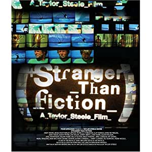 Stranger than Fiction Surf DVD By Taylor Steele