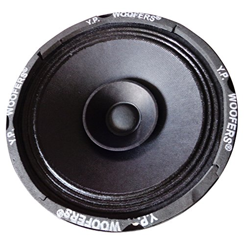 Crispy Deals Performance Auditor CD-YP 6-inch Speaker RMS 20W, Power : 40W, 4 Ohms