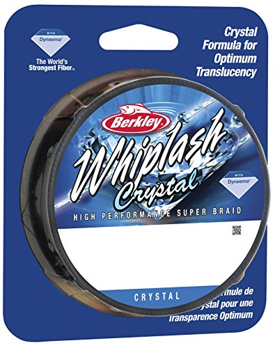 Berkley Whiplash 0.20MM 65LB 300M CRYS