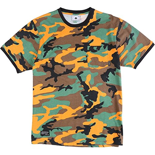 LRG Hombres Ropa Superior/Camiseta Survival Tactics Pocket Knit