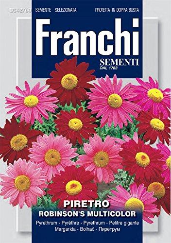 Franchi - FDBF_342-60 - Pyrèthre - Robinsons Pirétro - Graines