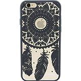Yuppi Love Tech 617689530287 Hülle für Apple iPhone 6/6S schwarz preiswert