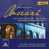 Mozart: Konzerte für Flöte und Harfe