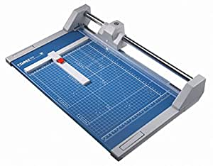 Dahle A4 Professional Trimmer 360mm Cutting Length/ 2mm Cutting Capacity - Blue