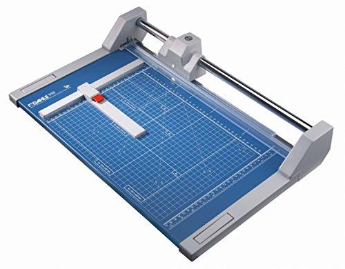 550-blatt-papier (Dahle 550 Roll- und Schnitt-Schneidemaschine (Papierschneidemaschine mit einer Schnittlänge von 360 mm, bis zu DIN A4))