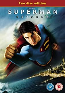 Superman Returns - 2 Disc [DVD] (B000HEYUQE) | Amazon price tracker / tracking, Amazon price history charts, Amazon price watches, Amazon price drop alerts