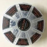 RY-TECH 8 in 1 Prebuilt coil kit 48 Pieces Per Box