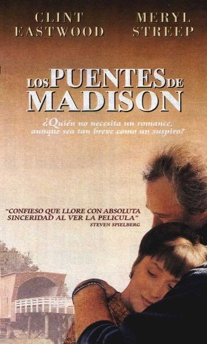 The Bridges of Madison County Plakat Movie Poster (11 x 17 Inches - 28cm x 44cm) (1995) Spanish B