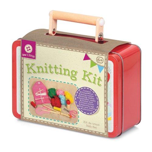 Tobar Knitting Kit