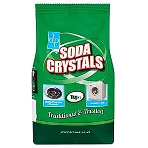 Case of 6 x Dri-Pak Soda Crystals 1 kg