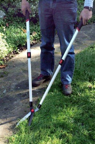 Flip Lock Telescopic Lawn Shear
