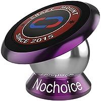 Nochoice® Pazzo del supporto magnetico Phone Car 42 millimetri Senior (viola)