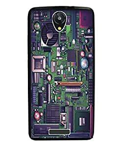 Techno Gadgets back Cover for Lava Iris X1 Selfie