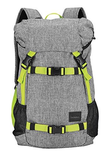 Se-notebook-rucksack (Landlock Rucksack SE heather gray / lime)