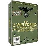 Der 2. Weltkrieg - Alle Waffengattungen und spektakuläre Aufnahmen aus den Jahren 1939-1945