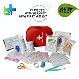 Best Adventure Medical Kits Adventure Medical Kits Adhesive Bandages - Emergency Mini First Aid Kit , 70 Pieces Review
