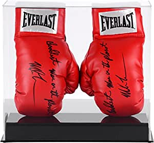 Double Boxing Glove Display Case