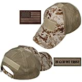Xidan FM8 Herren Mesh Taktische Kappe Sport Baseball Militär Tarnung Sonne Hüte Kappe mit USA Flagge Patch/Wörter Patch