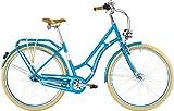 Bergamont Summerville N-7 28'' Retro City Fahrrad blau/weiß 2015: Größe: 52cm (171-176cm)