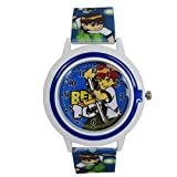 VITREND™ Ben 10 New Design Round Dial Watch For Boys And Girls (sent as per available colour )