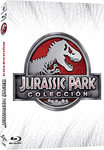 Jurassic World - Tetralogía [Blu-ray]