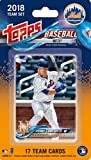 Best Baseball Card Packs - New York Mets 2018 Topps Factory Sealed Special Review