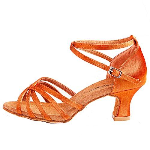 scarpe signora latini/scarpe da ballo per adulti/Morbide scarpe da ballo inferiori A