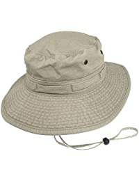 Village Hats Packable Cotton Boonie Hat - Putty 5bfe88708f1