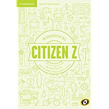 Citizen Z B1 Workbook with Downloadable Audio